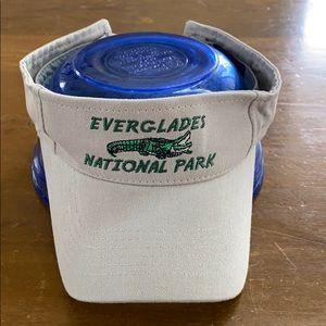 Everglades National Park Sun Visor Hat